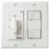 Nutone VS69WH Bathroom Fan Wall Control